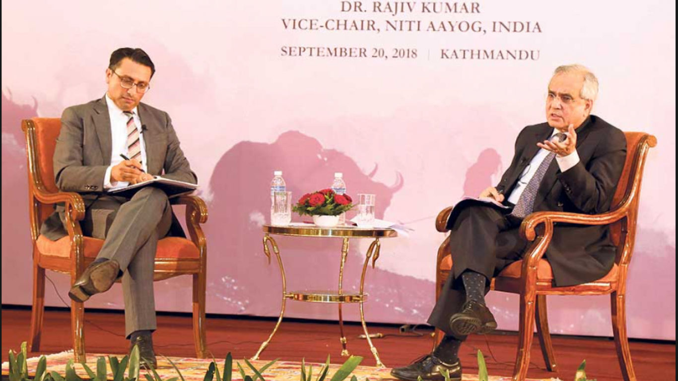 Distinguished Public Lecture on Nepal, India and the Neighborhood: The Promise of Economic Reforms, Innovation and Connectivity