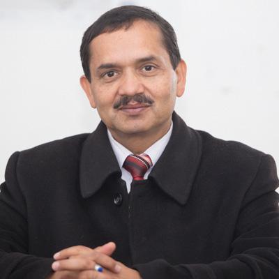 Dr. Govinda Raj Pokharel