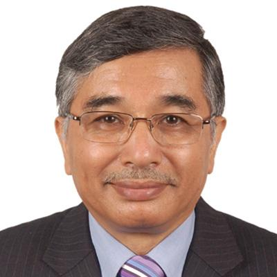 Emeritus Prof. Dr. Ram Manohar Shrestha