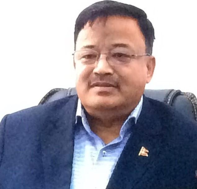 Mr. Rabi Sainju
