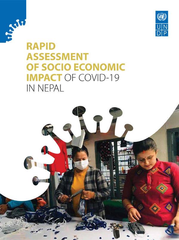 Rapid Assessment of Socio Economic impact of COVID-19 in Nepal