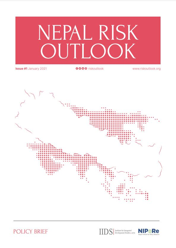 Nepal Risk Outlook-A Policy Brief